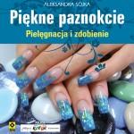 Piekne paznokcie okładka książki